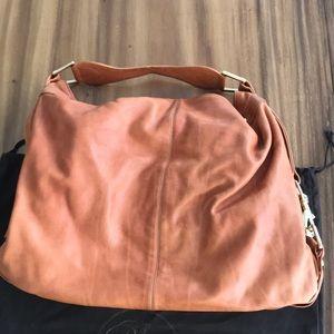 Rebecca Minkoff orange purse used